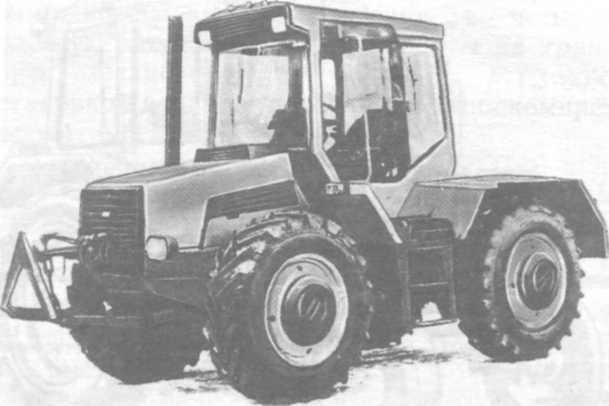 Схему тормоза трактора лтз